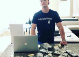 How Young Entrepreneur Cody Vaujin Used His Personality Traits, Numbers Abilities, And Hard Work Ethic To Move Up Quickly In The Sports Betting World